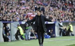 Simeone se olvida de Torres y del Copenhague