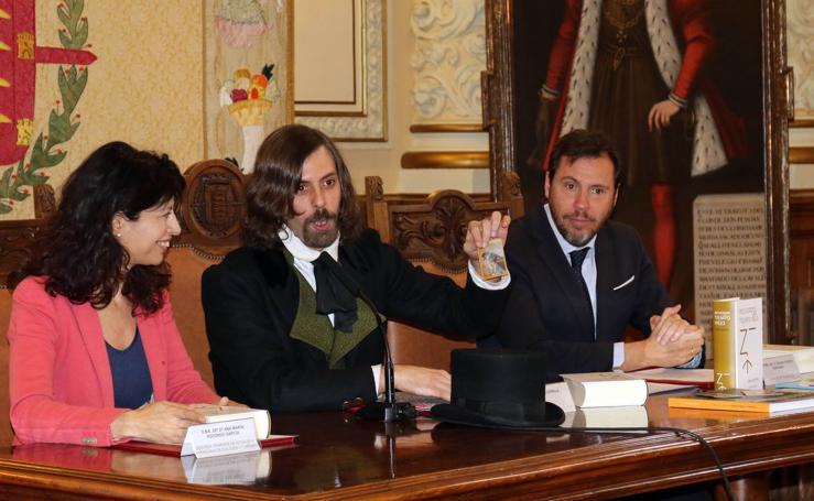 Presentación de la edición facsímil 'Recuerdos del tiempo viejo' de José Zorrilla