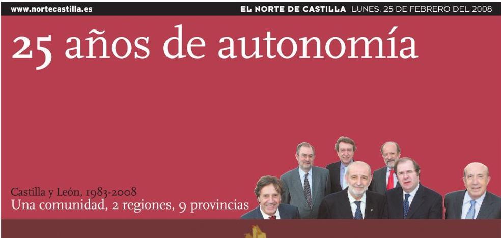 Así se lo contó El Norte: 25 años de autonomía
