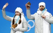 Descalificado por dopaje el dobles ruso mixto de curling que ganó el bronce