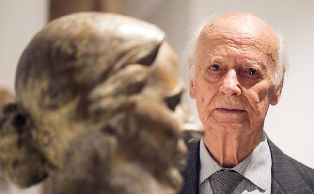 Fallece el escultor salmantino Venancio Blanco a los 94 años