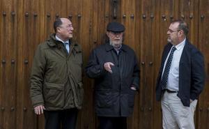 Carlos Moro, Joaquín Díaz y Fernando Rey debaten sobre los 35 años del Estatuto de Autonomía