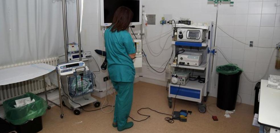 367.000 euros para reponer los endoscopios robados en el hospital de Salamanca