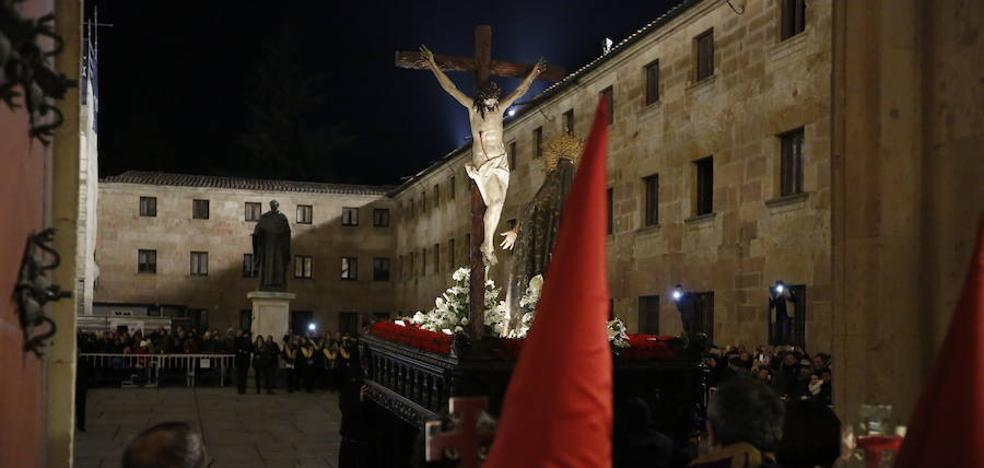 Programa de procesiones del Martes Santo, 27 de marzo, en Salamanca