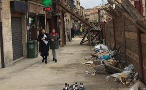 El Carnaval del Toro dejó un 7,05% menos de basura, alcanzando 114.760 kilogramos