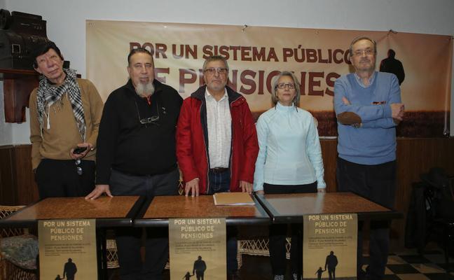 La plataforma de 'Yayogaitas' sale hoy a la calle para pedir «pensiones dignas»