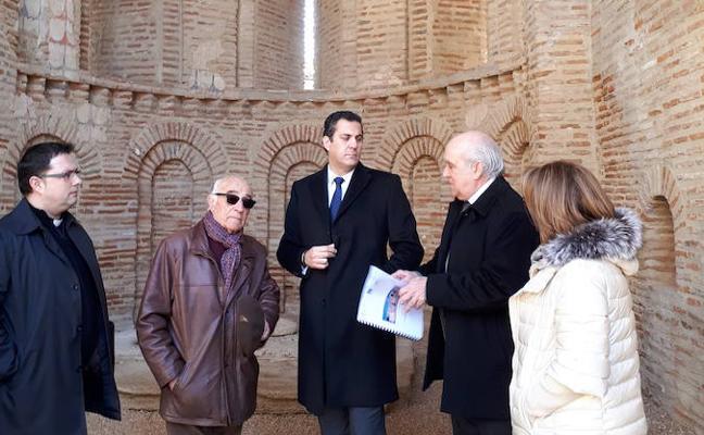 La Junta restaura la iglesia mudéjar de Santa María la Antigua de Villalpando