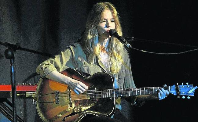 Christina Rosenvinge presenta su décimo álbum en la sala Beat Club
