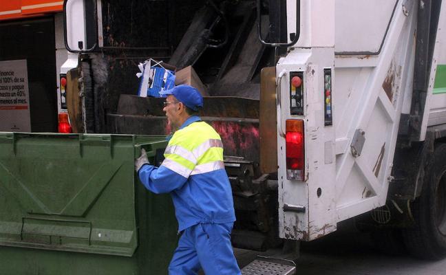 Prórroga de un año para el servicio de limpieza y recogida de basuras