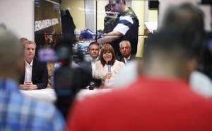 Hallan casi 400 kilos de cocaína en la embajada de Rusia en Argentina