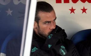El Real Madrid se desconecta de Bale