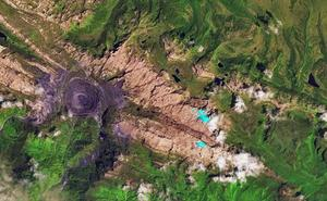 Los últimos glaciares del trópico oriental se perderán en diez años