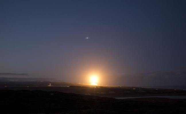 El satélite español PAZ ya orbita alrededor de la Tierra