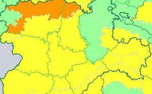 La Aemet alerta de mínimas de hasta -8 grados esta madrugada en Castilla y León