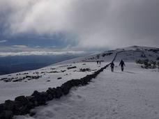 Para disfrutar de la montaña