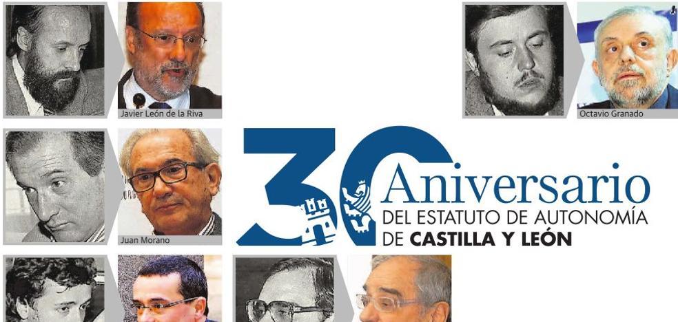 Así se lo contó El Norte: 30 Aniversario del Estatuto de Autonomía e Castilla y León