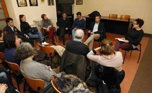 Decepción en la reunión vecinal con el alcalde de Peñafiel sobre los problemas de vandalismo e inseguridad