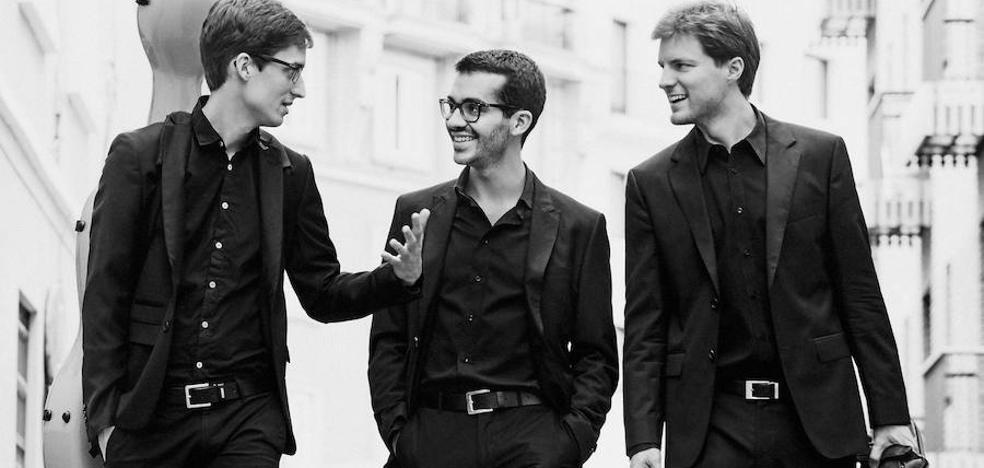 Un trío español nacido en Berlín