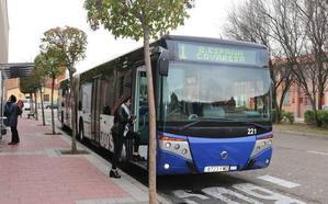 Auvasa cifra en el 10,3% el incremento de viajeros en enero, tras la modificación de líneas