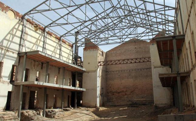 El PP deja en el tejado del Ayuntamiento la actualización del proyecto del Cervantes
