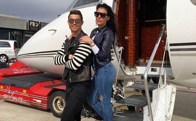 Cristiano Ronaldo y su declaración más romántica a su novia
