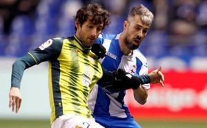 La mala suerte se ceba con el Deportivo ante el Espanyol