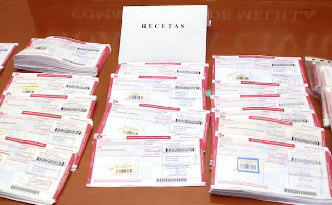 Tres detenidos por falsificar recetas médicas para adquirir Rivotril