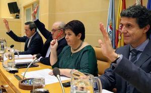 El PSOE aprueba los presupuestos en minoría gracias a la abstención de Ciudadanos