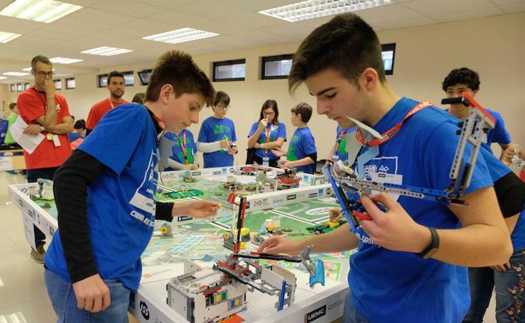 Torneo First Lego en Valladolid League