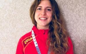 Carla Gallardo se impone en Bielorrusia