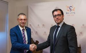 Convenio entre la USAL y la ONCE en pro de la accesibilidad de los Erasmus