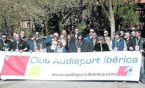 Los apasionados del Audi hacen turismo en Palencia