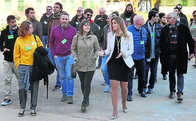 Los presos también se unen a la Muestra de Cine de Palencia