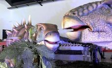 Dinosaurs, un Parque Jurásico en León