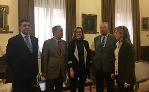 La Fundación Personas proyecta ampliar la residencia de Guardo