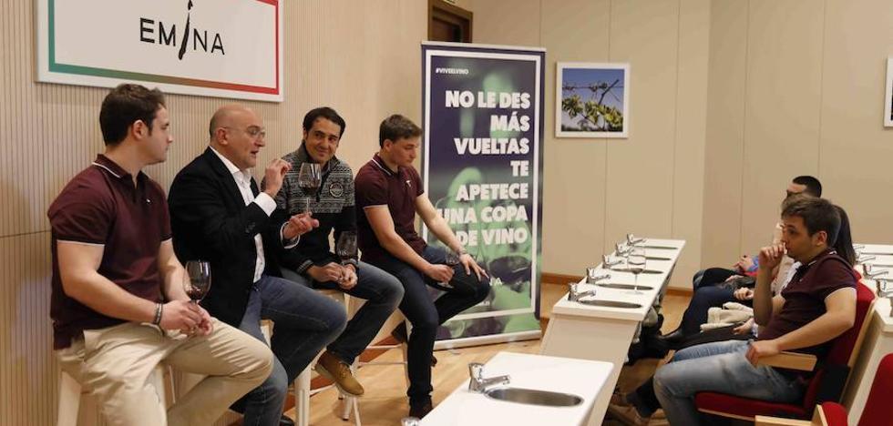 Nace una asociación de jóvenes para difundir la cultura del vino