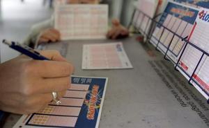 El sorteo de Euromillones deja un premio de un millón de euros en Bayas