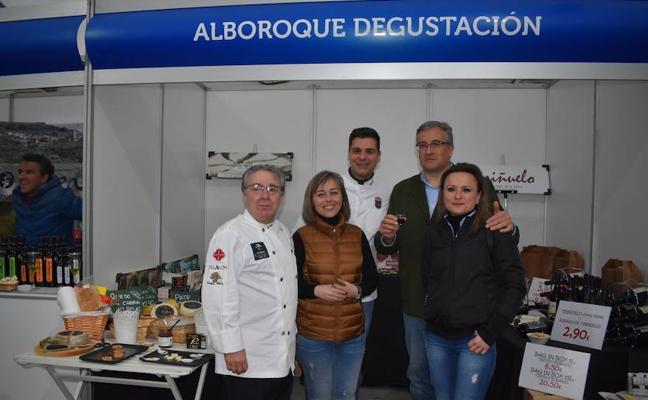 La I Feria Gastronómica de Guijuelo surge como el «germen de algo grande»