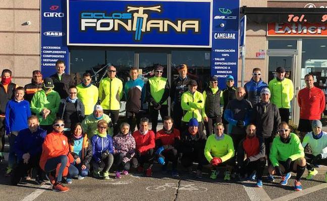 La Media Maratón de Salamanca celebra su último entrenamiento previo a la carrera