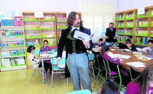 Torquemada clausura los actos dedicados al escritor José Zorrilla