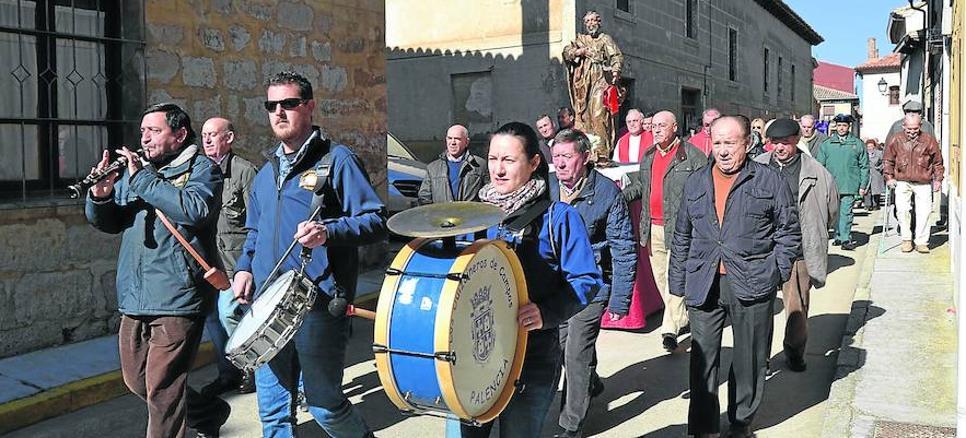Astudillo festeja a San Matías