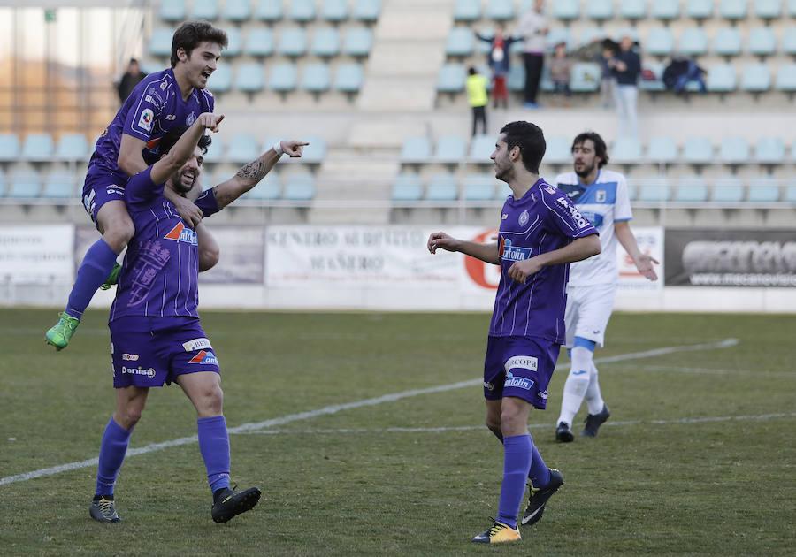 Palencia Cristo Atlético (5-1) Almazán