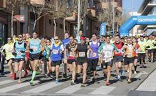 El atletismo popular salmantino se vuelca con AERSCYL