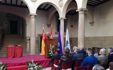 La Diputación de Soria entrega los Premios de Poesía 2017 a Isaac Páez y Sol García