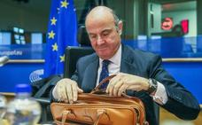 Guindos asegura que la independencia de los bancos centrales es «crucial»