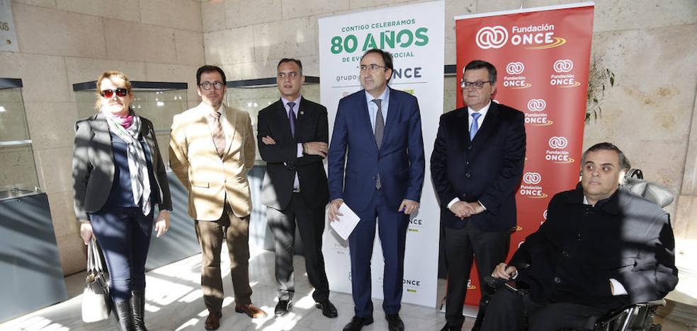 Acuerdo para lograr la accesibilidad universal en Palencia