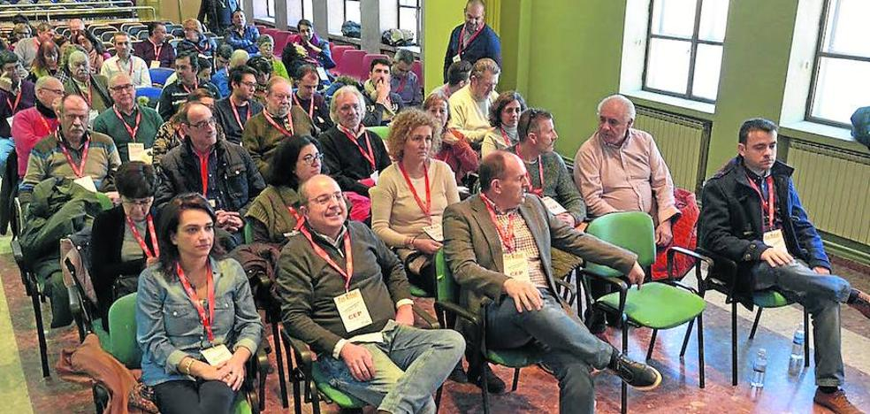 El PSOE de Segovia engrasa la maquinaria para ser un «partido útil»