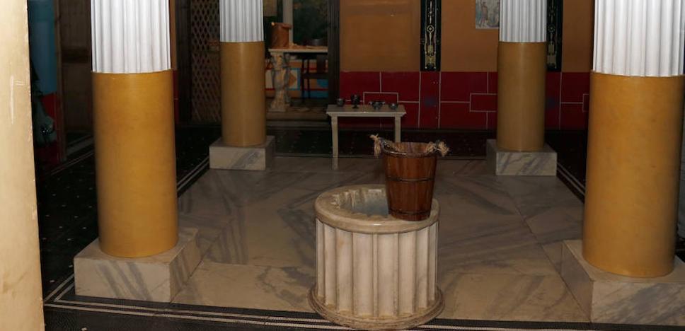 Palencia se sumerge en la Pompeya arrasada en el siglo I
