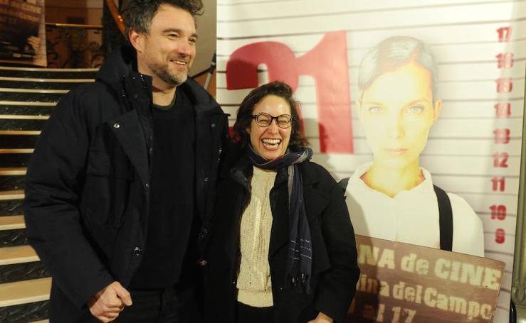 Presentación en Madrid de la Semana de Cine de Medina del Campo