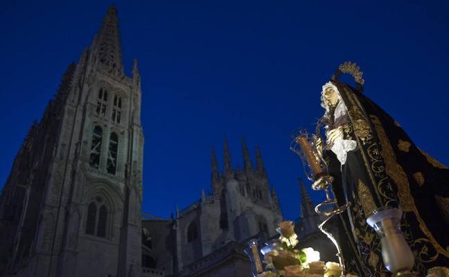 Programa completo de la Semana Santa 2018 en Burgos